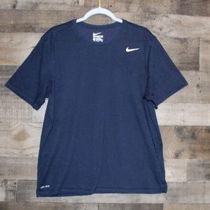 Men's Nike Dri-Fit Tee Navy